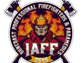 #11 for Create an Electronic Version of a Vintage Firefighter's Logo af DAISYMURGA