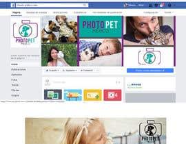 #118 for Diseño de logotipo y portada para página de facebook / servicio de fotografías de mascotas by presti81