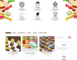 #10 for Design a website for a Chocolate Factory (Homepage only, PSD) by AndITServices