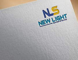 #44 per Design a Logo For New Light Shipping da mostparvinparvin