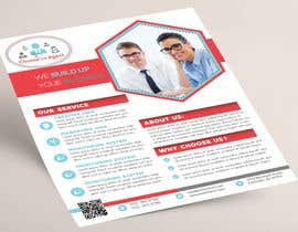 #17 for Need a one page Flyer template by mra590d7e9031d1d
