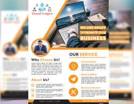 #12 for Need a one page Flyer template by emon63