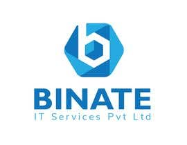 #26 for Design a Logo for Binate IT Services by rushdamoni