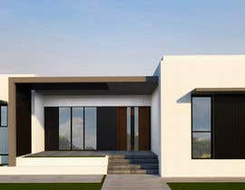 #24 for Modern Elevations for existing floor plan by JakeTagadan