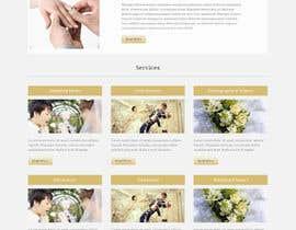 #22 para Design a Website Mockup for Event Planner Blog por negibheji
