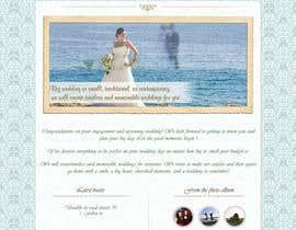 #23 para Design a Website Mockup for Event Planner Blog por lassoarts