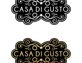 "#57 for Logo for ""Casa di Gusto"" af BrilliantDesign8"