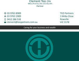BhattShirish tarafından Design a Logo for Teo Partners Accounting Firm için no 249