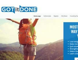 #149 for Create a logo for our website called GETitDONE by Mahsina