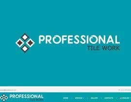 #83 for Design logo for a tile contractor by Beena111