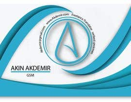 Číslo 40 pro uživatele Freelance Translator logo and business card od uživatele afnan060