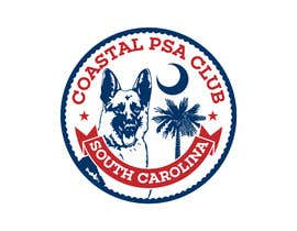 #9 for Logo for a dog club in SC by eliaselhadi