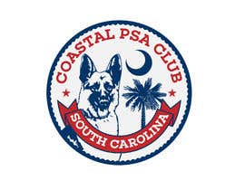 #13 for Logo for a dog club in SC by eliaselhadi