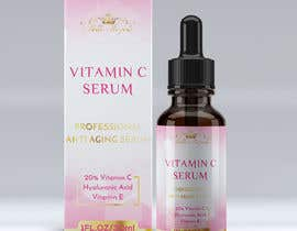 #26 for Design Vitamin C serum box design and label for me by melyaalaoui