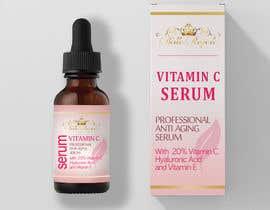 #32 for Design Vitamin C serum box design and label for me by ebon21