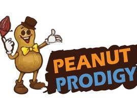 #14 cho Peanut Prodigy Logo bởi azharbnx