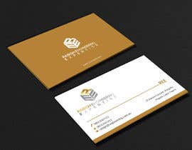 #88 for Design some Business Cards by AsifAhmedArif