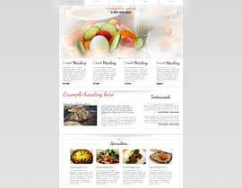 #32 for Build Me A Better Restaurant Website by raja776