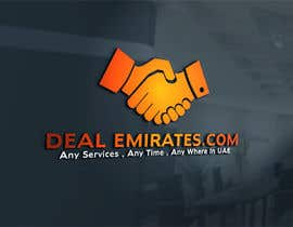 #22 for BEST 3D LOGO AND NAME FONT FOR MY COMPANY  DEAL EMIRATES.COM by mahinderpal1997