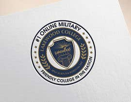 #12 for Design a Logo for #1 Online Military Friendly College in the Nation by Designexpert98