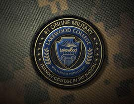 #13 for Design a Logo for #1 Online Military Friendly College in the Nation by Designexpert98