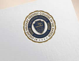 #27 for Design a Logo for #1 Online Military Friendly College in the Nation by Designexpert98