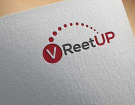 """#71 for Design a Logo for a company named """"VReetUp"""" by raselkhan1173"""