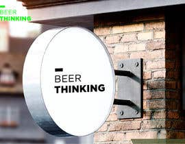 #6 for CoWorking Bar: BeerThinking by grecalaura