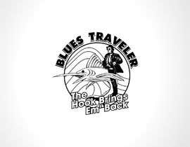 "#22 for Boat Name Graphic ""Blues Traveler"" by franklugo"