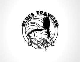 "#34 for Boat Name Graphic ""Blues Traveler"" by franklugo"