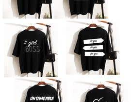 reshmajarlin tarafından Design T-Shirts için no 17