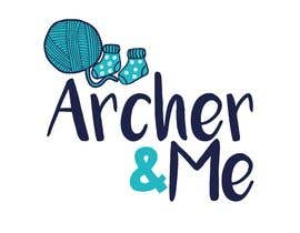 giuliachicco92 tarafından I need a logo for my little insta crochet business Archer & Me (@archer.me). I crochet bits & peices for children. Im looking for a logo for my insta & facebook pages but adaptive for business cards and product tags. için no 4