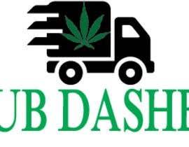 #128 for Design a Logo - Marijuana Delivery App by sayiedmizan