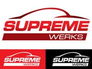 Graphic Design Contest Entry #90 for Logo Design for Supreme Werks (eCommerce Automotive Store)