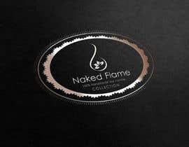 #35 para Design a Logo for Naked Flame Collection to Label Candle Votives -- 2 por CTLav