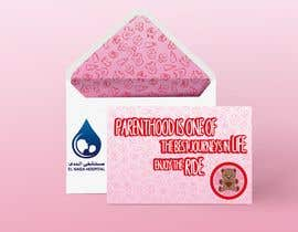 #12 for Envelope design (3 envelopes) for a maternity hospital gifts (PIcturate) by jaypadilla