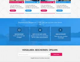 #18 for Redesign for excisting website (more commercial look and feel) by webidea12