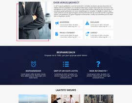 #24 for Redesign for excisting website (more commercial look and feel) by WebCraft111