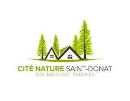 nº 14 pour LOGO : Cité Nature Saint-Donat par wmonteiro91