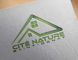 nº 30 pour LOGO : Cité Nature Saint-Donat par szamnet