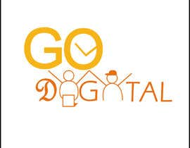 #92 for logo Design / Slogan event - Hackathon Digital by Najak