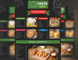 #7 for Design Restaurant menu by tohiduddin