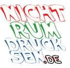 Graphic Design Konkurrenceindlæg #472 for Logo Design for nichtrumdrucksen.de