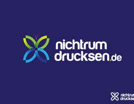 #519 untuk Logo Design for nichtrumdrucksen.de oleh danumdata