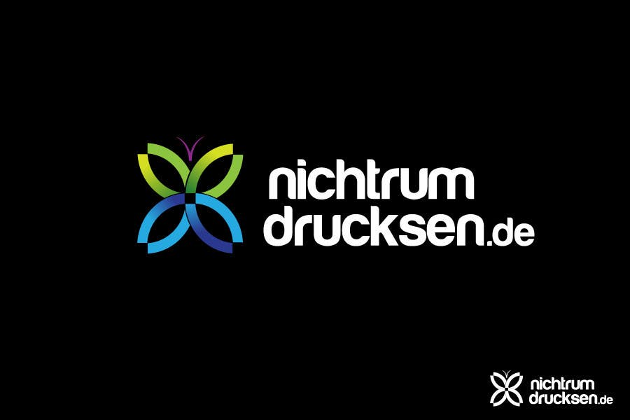 Konkurrenceindlæg #252 for Logo Design for nichtrumdrucksen.de