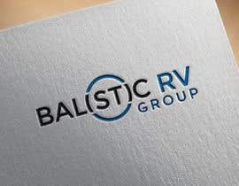 #136 for Balistic RV Group Logo Design by nipungolderbd