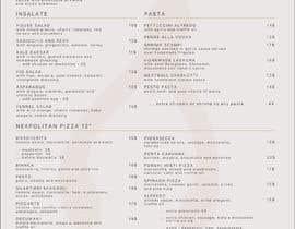 #53 for Restaurant Menu Design by etamosiunaite