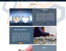 #2 for Design a Website Mockup by wurfel