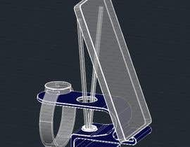#37 for Design a clip on mobile holder for our table. Submit 3d modelling file in sketchup or similar software by Amorejon