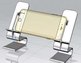 #22 για Design a clip on mobile holder for our table. Submit 3d modelling file in sketchup or similar software από aakashpatil